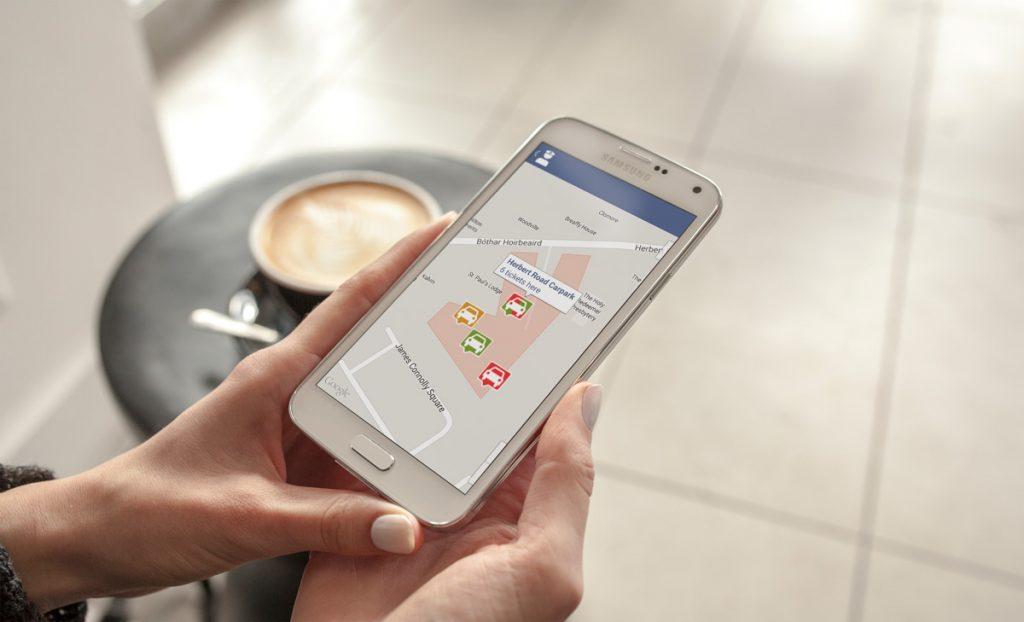 GoParkit car parking mobile app